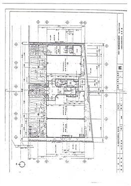 マンション(建物全部)-奈良市三条大路1丁目 1F平面図(店舗・事務所)