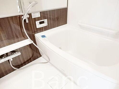 中古マンション-渋谷区広尾3丁目 追い炊き付きの浴室