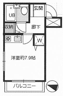 中古マンション-板橋区板橋3丁目 間取り