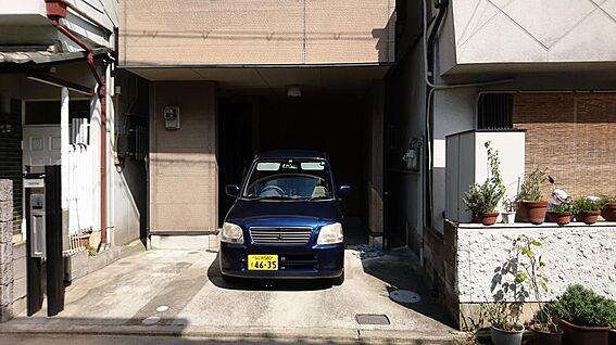 建物全部その他-堺市東区西野 駐車場
