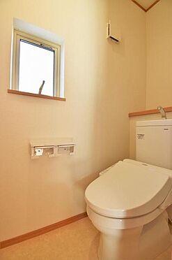 新築一戸建て-仙台市宮城野区平成2丁目 トイレ