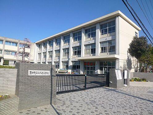 区分マンション-豊田市山之手8丁目 山之手小学校まで徒歩約8分(約581m)