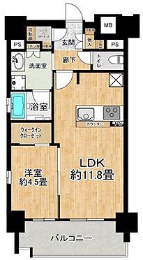 区分マンション-名古屋市中区栄5丁目 間取り1LDK