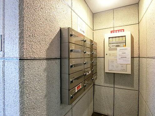 区分マンション-神戸市中央区神若通6丁目 メールボックス