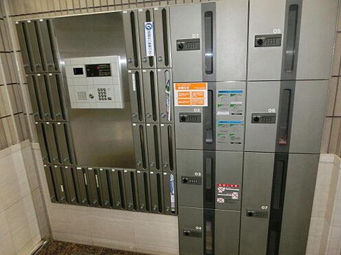 マンション(建物一部)-文京区音羽1丁目 宅配BOX完備しております。