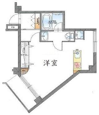 マンション(建物一部)-豊島区南大塚3丁目 間取り