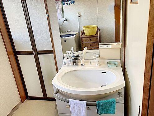 戸建賃貸-知多郡東浦町大字石浜字西平地 各階に洗面台があり二世帯としても活用できる間取りです