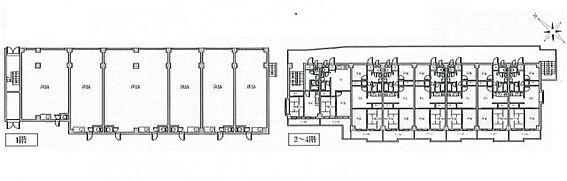 マンション(建物全部)-練馬区石神井台5丁目 間取り