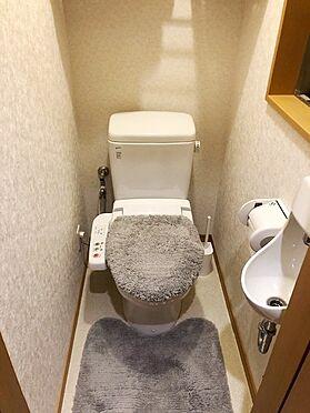 中古一戸建て-東大阪市瓢箪山町 トイレ