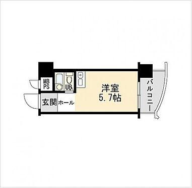 マンション(建物一部)-京都市下京区梅湊町 間取り