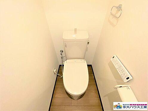 区分マンション-仙台市青葉区中山6丁目 トイレ