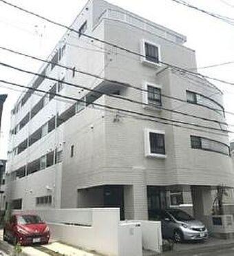 一棟マンション-平塚市豊原町 外観