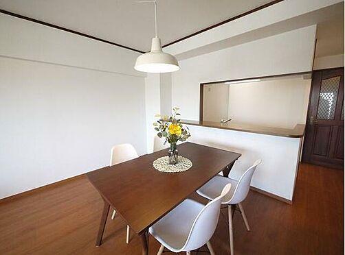 マンション(建物一部)-北九州市若松区修多羅2丁目 居間