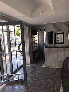 中古マンション-足立区東和2丁目 オートロック付のエントランス