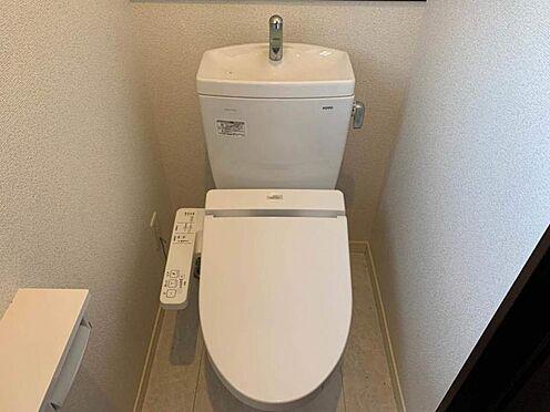中古一戸建て-豊田市堤町上町 1階・2階それぞれにトイレがあるので、ご家族が増えても安心ですね。