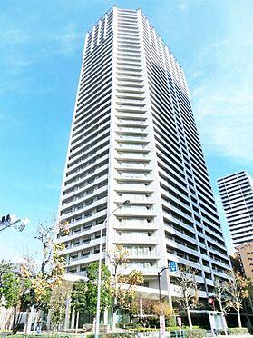 中古マンション-港区港南3丁目 総戸数590戸の大規模レジデンス