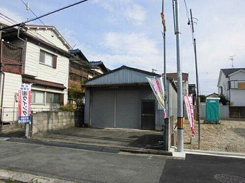 倉庫-堺市北区南長尾町5丁 外観