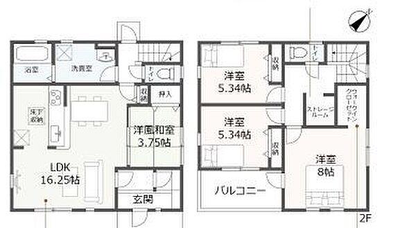 新築一戸建て-名古屋市緑区小坂2丁目 間取図