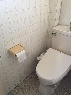 店舗付住宅(建物全部)-さいたま市西区大字島根 トイレ