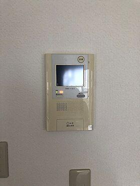 中古マンション-川越市岸町2丁目 TVモニター付きインターホン