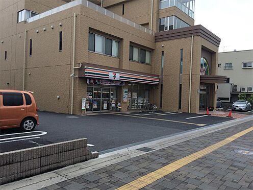 中古マンション-鴻巣市小松4丁目 セブン-イレブン 北本駅西口店(689m)