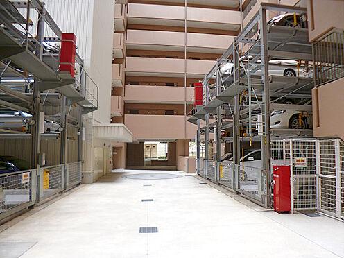 マンション(建物一部)-大阪市淀川区宮原4丁目 収容台数の多い駐車スペース