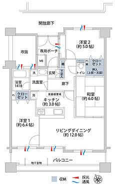 マンション(建物一部)-会津若松市相生町 間取り
