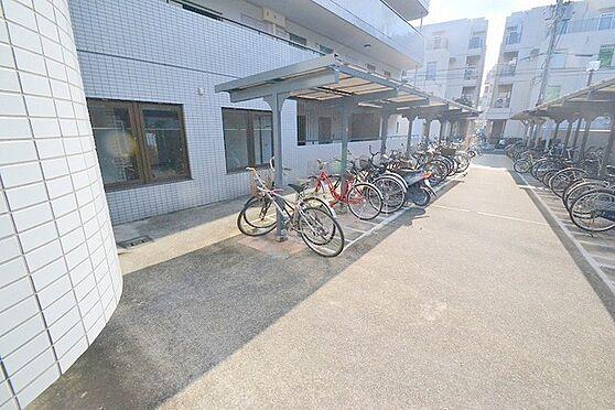 マンション(建物一部)-大阪市淀川区野中北1丁目 屋根付き自転車置き場あり