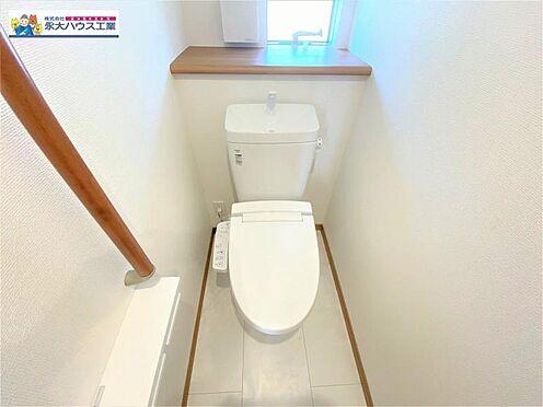戸建賃貸-仙台市泉区向陽台4丁目 トイレ