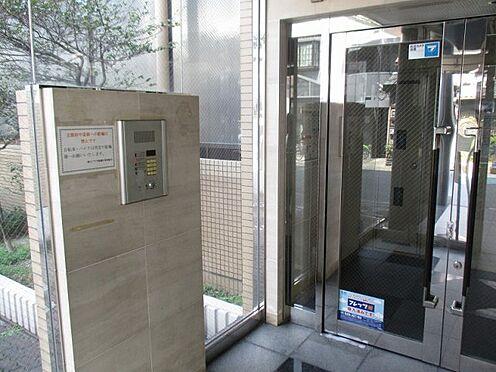 中古マンション-大阪市東成区東中本2丁目 オートロック完備です