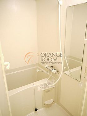 マンション(建物一部)-豊島区南大塚3丁目 浴室乾燥機付のバスルームです。24時間換気機能、涼風・暖房など便利な機能付です。