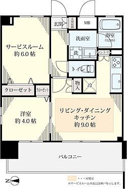 マンション(建物一部)-大阪市都島区中野町2丁目 内装