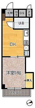 区分マンション-浜松市中区和地山1丁目 オーナーチェンジ物件!1DKのお部屋です!