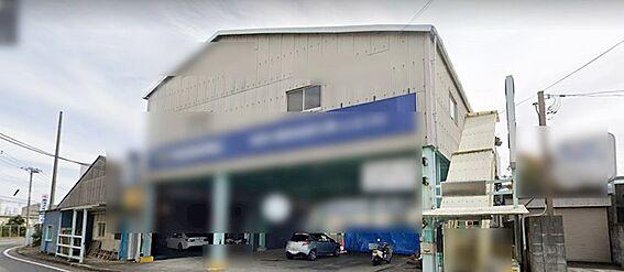工場-茅ヶ崎市矢畑 外観