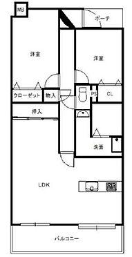 マンション(建物一部)-奈良市三碓町 間取り