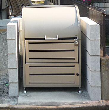 アパート-千葉市中央区蘇我4丁目 ゴミステーション