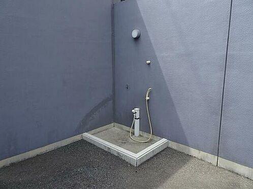 区分マンション-北九州市八幡西区穴生1丁目 ペットの足洗い場♪