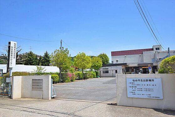 戸建賃貸-仙台市太白区茂庭字新組 周辺
