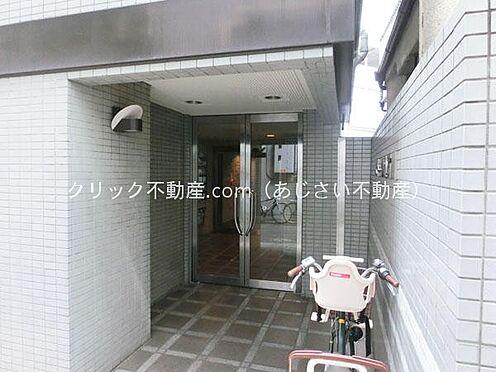 マンション(建物一部)-文京区小石川2丁目 玄関