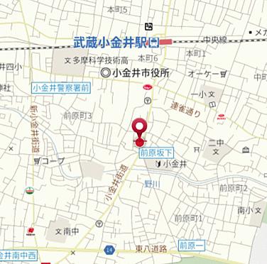 区分マンション-小金井市前原町3丁目 その他