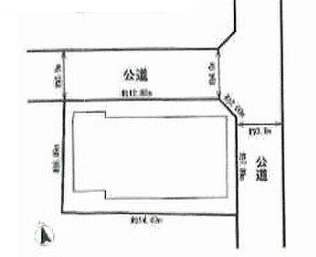 マンション(建物全部)-目黒区五本木2丁目 区画図