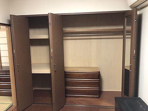 中古一戸建て-名古屋市中村区宮塚町 衣類だけでなく、箱物や思い出の品もたっぷり収納できますので、整理整頓もスムーズに!