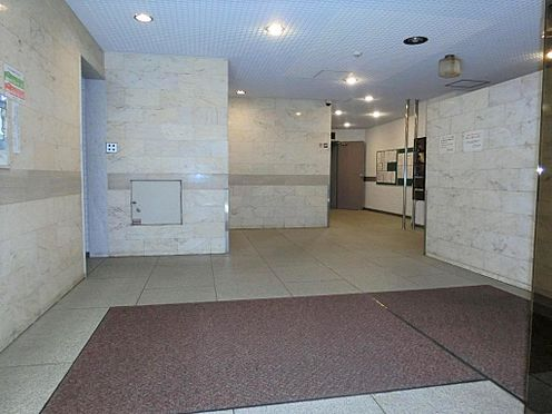 マンション(建物一部)-新宿区西新宿3丁目 エントランス