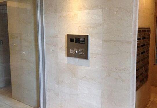 マンション(建物一部)-新宿区西新宿6丁目 エントランス