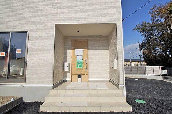 新築一戸建て-大崎市古川境野宮字北屋敷 玄関