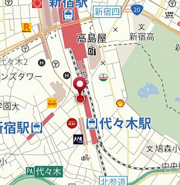 マンション(建物一部)-渋谷区代々木1丁目 その他