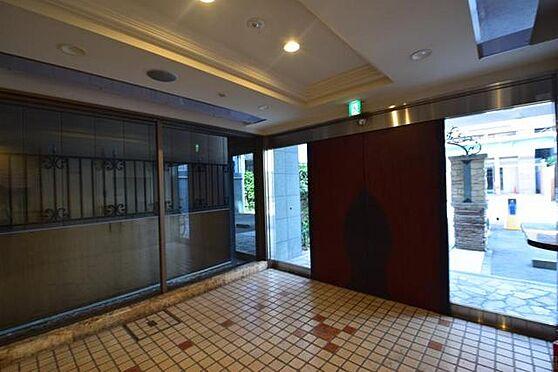 マンション(建物一部)-大阪市中央区南久宝寺町1丁目 綺麗なエントランス