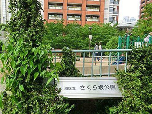 マンション(建物一部)-港区六本木7丁目 さくら坂公園