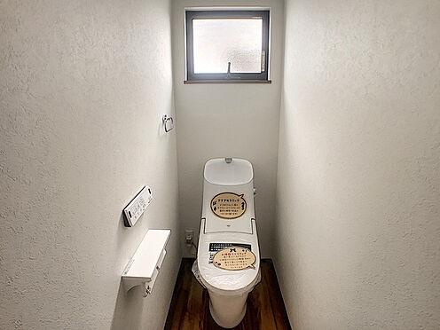 戸建賃貸-小牧市堀の内4丁目 2階トイレ