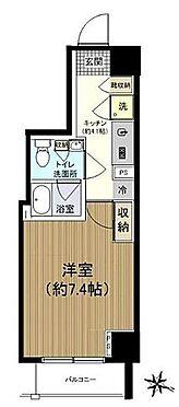 マンション(建物一部)-大田区西蒲田2丁目 間取り